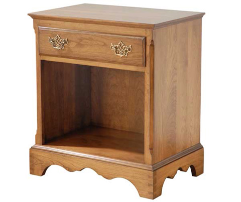 Abner Henry - New Brunswick One Drawer Nightstand - JS2036