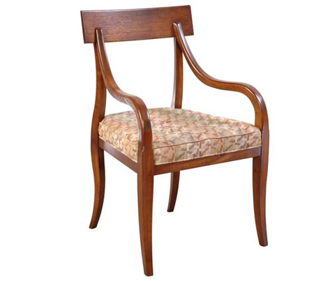 Abner Henry - Continental Arm Chair - JS4023
