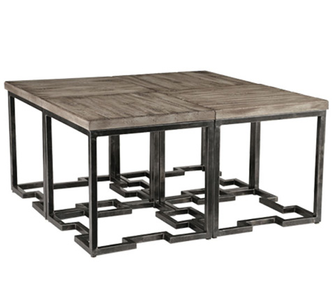 Abner Henry - Highland Parks Cocktail Table - AH6011-P