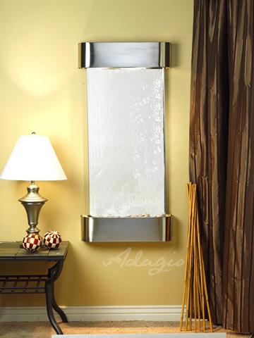 Adagio - Cascade Springs in Silver Mirror - CSR2040