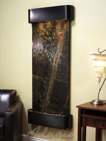 Adagio - Inspiration Falls in Rainforest Green Marble - IFR1505
