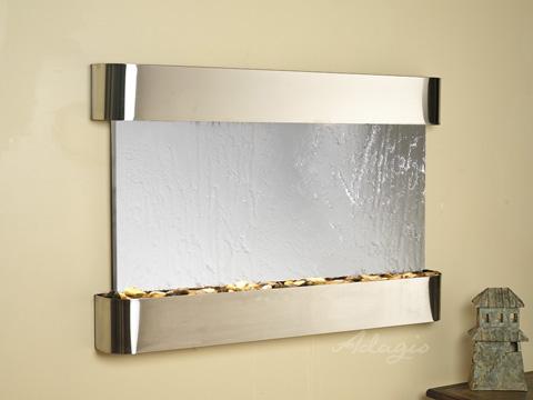 Adagio - Sunrise Springs in Silver Mirror - SSR2040