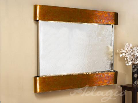 Adagio - Teton Falls in Silver Mirror - TFR1040