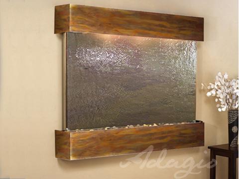 Adagio - Teton Falls in Multi Color Feather Stone - TFS1014