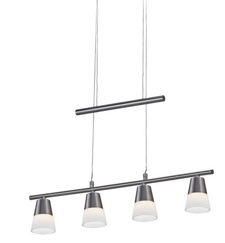 Adesso Inc., - Adesso Aerial Four Light LED Pendant - 3090-22