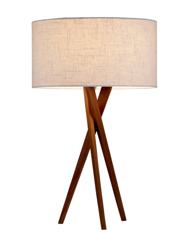 Image of Adesso Brooklyn One Light Table Lamp