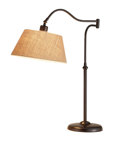 Adesso Inc., - Adesso Rodeo One Light Table Lamp - 3348-26