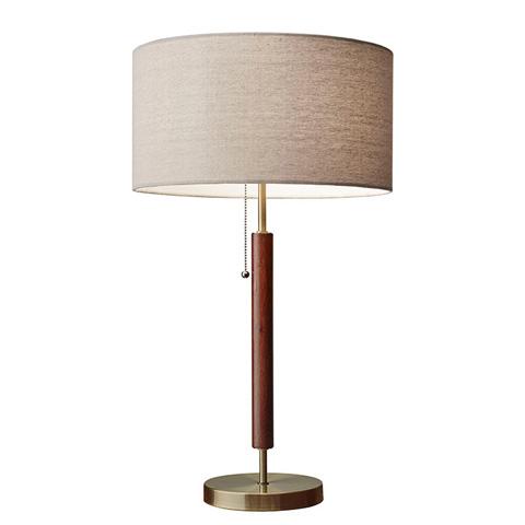 Adesso Inc., - Adesso Hamilton One Light Decor Table Lamp - 3376-15