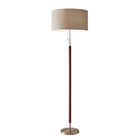 Adesso Inc., - Adesso Hamilton One Light Decor Floor Lamp - 3377-15