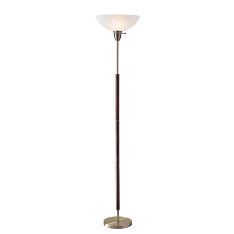 Adesso Inc., - Adesso Hamilton One Light Tall Torchiere - 3378-15