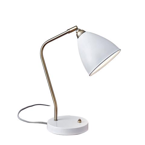 Adesso Inc., - Adesso Chelsea One Light Desk Lamp - 3463-02
