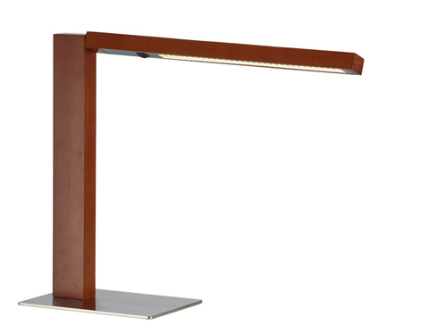 Image of Adesso Linden One Light LED Desk Lamp