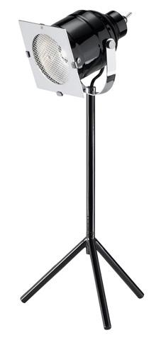 Adesso Inc., - Adesso Starlet One Light LED Desk Lamp in Black - 3800-01