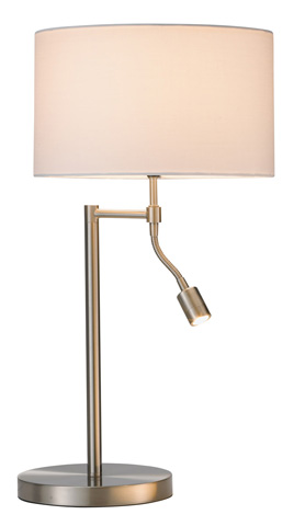 Adesso Inc., - Adesso Ellery Two Light Combo Table Lamp - 3820-22
