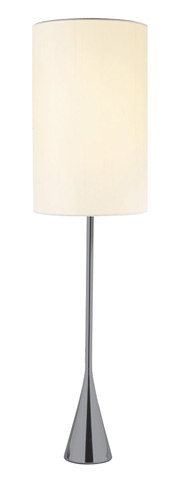 Adesso Inc., - Adesso Bella One Light Table Lamp in Black Nickel - 4028-01