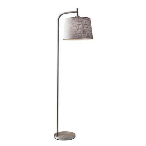 Adesso Inc., - Adesso Blake One Light Decor Floor Lamp - 4071-22