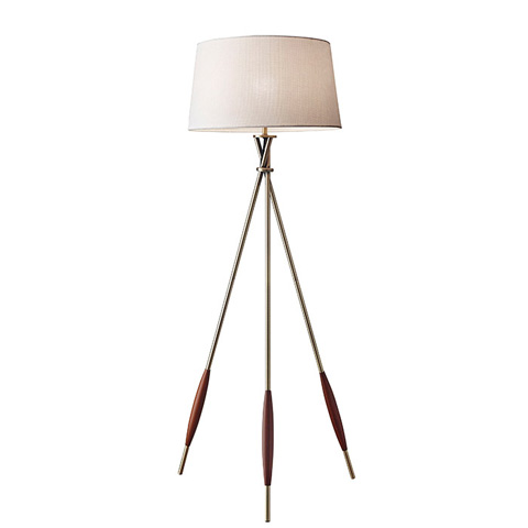 Adesso Inc., - Adesso Columbus One Light Decor Floor Lamp - 4139-21