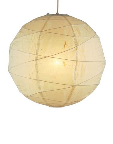 Adesso Inc., - Adesso Orb One Light Medium Pendant in Natural - 4161-12