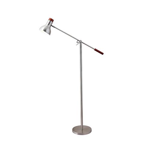 Adesso Inc., - Adesso Watson One Light Task Floor Lamp - 4254-22