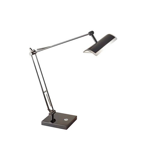 Adesso Inc., - Adesso Clerk One Light LED Desk Lamp - 5095-01