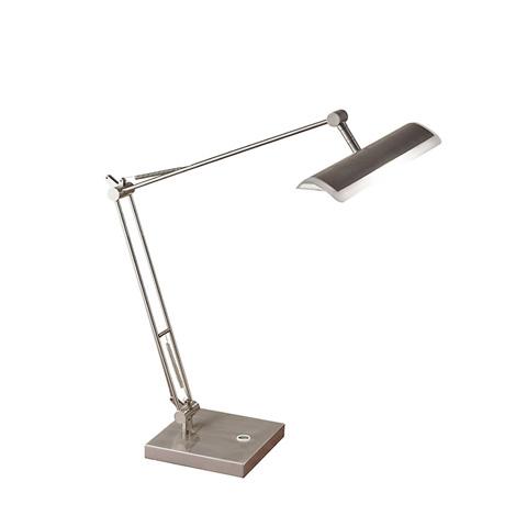 Adesso Inc., - Adesso Clerk One Light LED Desk Lamp - 5095-22