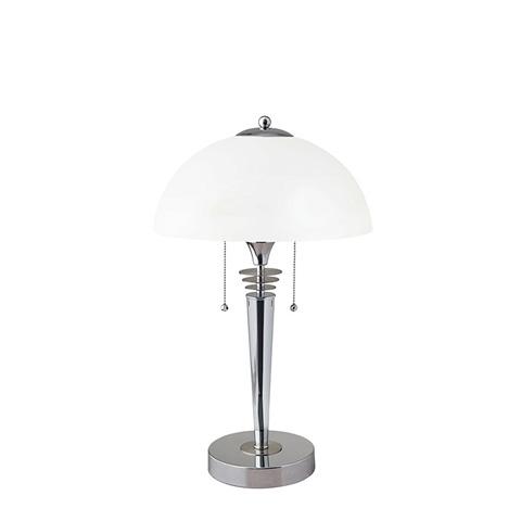 Adesso Inc., - Adesso Metropolis Two Light Table Lamp - 5119-22