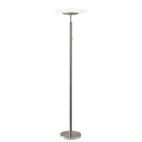 Adesso Inc., - Adesso Stellar One Light LED Torchiere - 5127-22