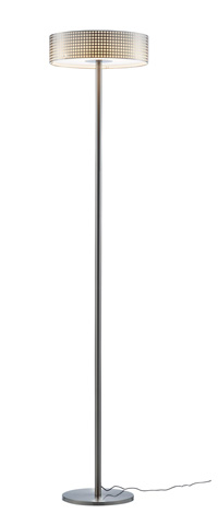 Adesso Inc., - Adesso Wilshire One Light LED Floor Lamp - 5164-22