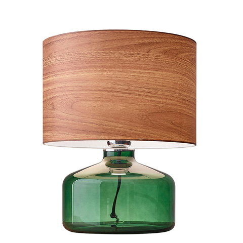 Image of Adesso Jade One Light Decor Table Lamp