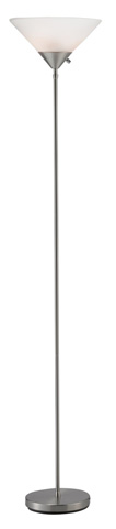 Adesso Inc., - Adesso Pisces Two Light Torch in Steel - 7501-22