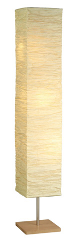 Adesso Inc., - Adesso Dune Three Light Floor Lamp in Natural - 8022-12