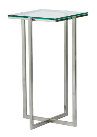 Adesso Inc., - Adesso Glacier Medium Pedestal in Satin Steel - HX1125-22