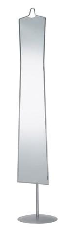Adesso Inc., - Adesso Silhouette Floor Mirror in Steel - WK2424-22