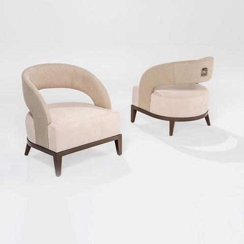 Adriana Hoyos - Bolero Upholstered Chair - BR10-100