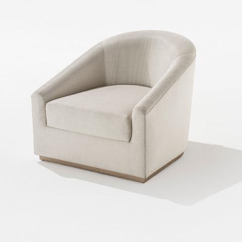 Adriana Hoyos - Bolero Upholstered Chair - BR10-110