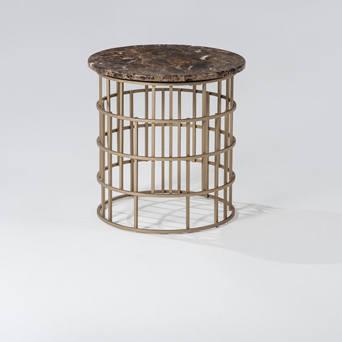 Adriana Hoyos - Bolero End Table - BR20-111R