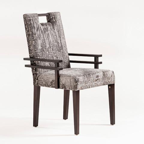 Adriana Hoyos - Chocolate Arm Chair - CH02-120