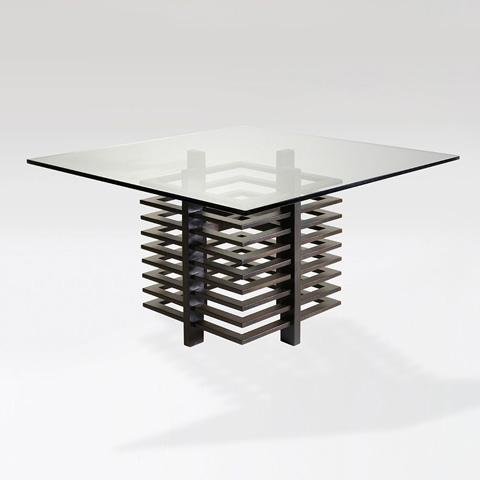 Adriana Hoyos - Chocolate Dining Table - CH06-100