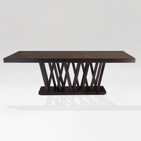Adriana Hoyos - Caramelo Rectangular Dining Table - CM04-700