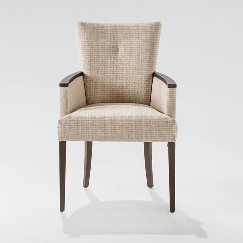 Adriana Hoyos - Grafito Arm Chair - GT02-100