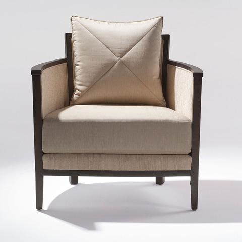 Adriana Hoyos - Grafito Upholstered Chair - GT10-100