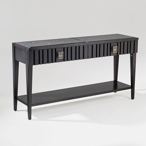 Image of Grafito Console Table