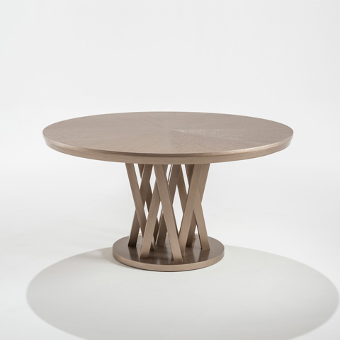 Adriana Hoyos - Caramelo Round Dining Table - CM04-750