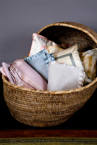 Ann Gish - Baby Blanket - BLSIB