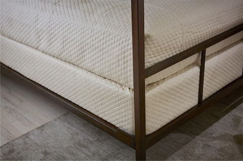 Ann Gish - Quilted Basketweave Box Spring Cover - BXBQK