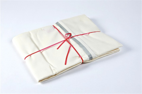 Ann Gish - Pillowcases with Silk Trim - PCCSKTR