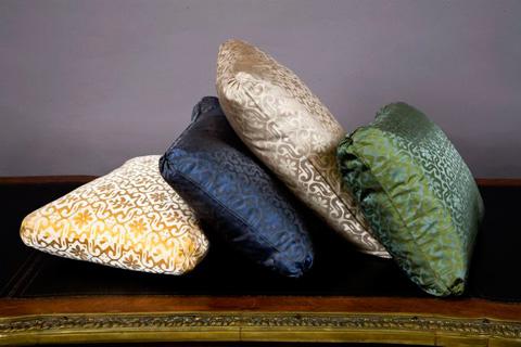 Ann Gish - Byzantine Pillow - PWBY2014
