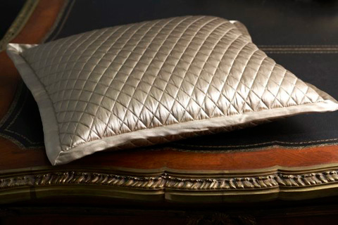 Ann Gish - Charmeuse Quilted Pillow - PWCQ3630