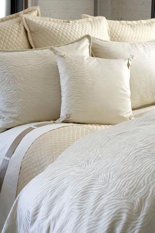 Ann Gish - Tigress Pillow with Ties - PWTI1818