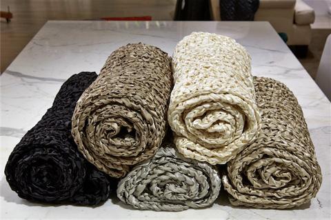 Image of Ribbon Knit Throw